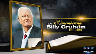 Rev. Billy Graham, known as