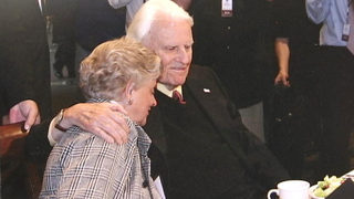 Jean Graham Ford on Billy Graham: 'He