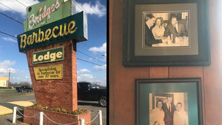 Billy Graham loved his Red Bridges BBQ in Shelby