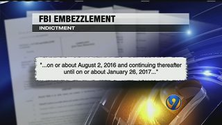 Former FBI employee, with office in Charlotte, accused of stealing from FBI