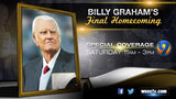 Rev. Billy Graham's processional route: Best places to watch