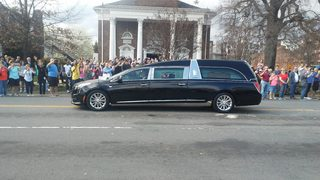 PHOTOS: Rev. Billy Graham heads home to Charlotte