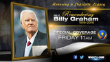 Thousands from around the world to attend Rev. Graham's 'last crusade'