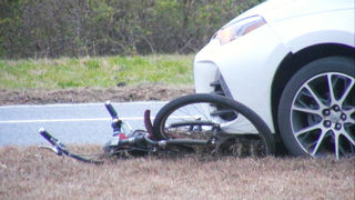 Bicyclist killed after being struck by several vehicles in Kings Mountain