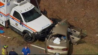 Troopers say ambulance at fault in fatal Chester County crash