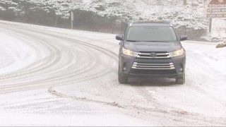 FORECAST: Weekend storm system to bring snow to mountains, rain in Charlotte