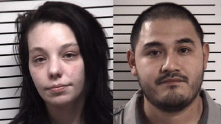 Iredell County parents charged after 3-year-old found wandering nude