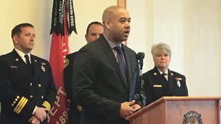 New Charlotte fire chief ready to tackle the department