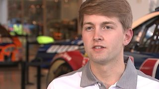 NASCAR Cup Series rookie, Charlotte native, Byron focused on progression