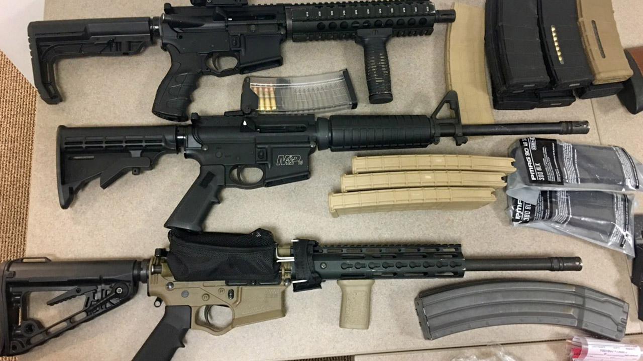 Drugs Cash And Guns Found In Lancaster County Home Wsoc Tv