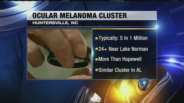 HUNTERSVILLE CANCER: Expert discusses findings from cancer