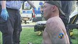 Attempted murder suspect captured after manhunt to face judge