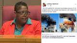 Reactions concerning councilwoman's Facebook post questioning 9/11