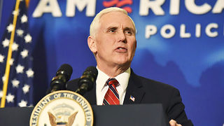 Vice President Pence visiting Charlotte, campaigning for GOP, tax law