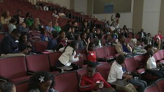 Charlotte forum aims to get African-American youth involved in legislative process