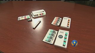 Federal officials blitz businesses selling JUUL to minors