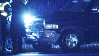 CMPD: Skateboarder critically injured after collision with pickup truck