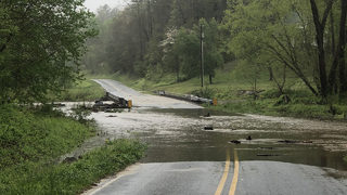 IMAGES: April 24 flooding in the High Country