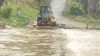 TRACKING: Flooding reported in High Country as rain keeps falling