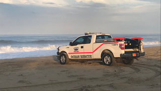 4-year-old boy swept out to sea while walking on Outer Banks beach