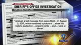 Unsealed warrant details allegations against Catawba sheriff's candidate