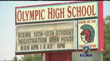 Health Inspection at Olympic High School