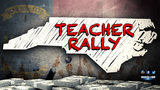 Thousands of teachers to march in Raleigh for better pay, more funding