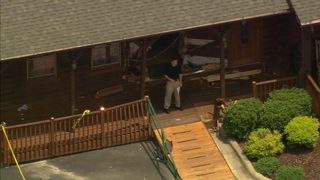 IMAGES: Car crashes into Bessemer City restaurant