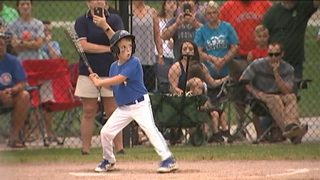 Baseball game brings community together after tragedy shakes town