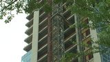 Construction worker falls 21 floors from Charlotte high-rise after elevator malfunction