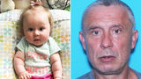 Sex offender abducts 7-month-old daughter from gas station, police say