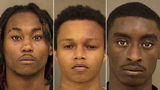 Trio arrested in shooting death of driver in University City