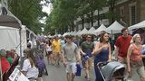 Roads to close ahead of Taste of Charlotte festival