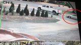 SURVEILLANCE VIDEO: Charlotte road rage shooting suspect