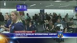 10 pm: Hundreds stranded at Charlotte airport because of technical issue