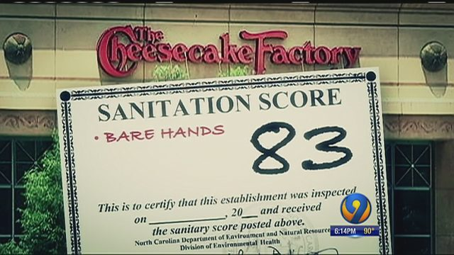 Cheesecake Factory Low Health Score Jail Kitchen Gets Better Health