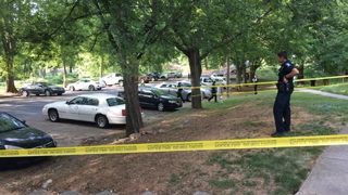 Man shot while breaking into uptown Charlotte home dies