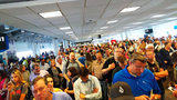 Flights to resume at noon for thousands stranded at Charlotte Douglas
