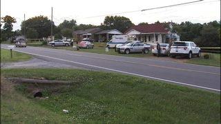 IMAGES: Homicide investigation in Burke County