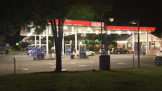 4 wounded as gunshots fly at west Charlotte gas station