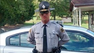 Fiancee of NC trooper killed in Yadkin County chase thankful for support