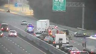 TRAFFIC ALERT: Crash blocks northbound lanes of I-77 near Rock Hill