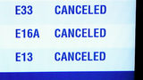 'Technical issues' cause flight cancellations through Monday at Charlotte Douglas