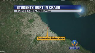 Providence Day students returning home after deadly crash in Argentina