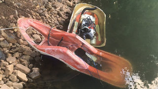 Officials say jet ski that exploded on Lake Norman was under recall