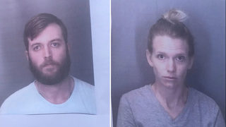 Mooresville parents in custody after leaving 2-year-old girl in hot car, police say