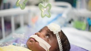 Drug company steps in to help Charlotte newborn battling rare disease