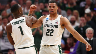 Hornets acquire Michigan State forward Miles Bridges in draft-day trade