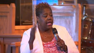 Councilwoman in center of controversial tweets leads community forum
