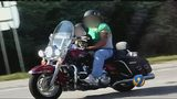 Child seen steering motorcycle at 85 mph on interstate
